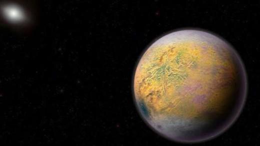 Ανακαλύφθηκε ένα πολύ μακρινό ουράνιο σώμα στα άκρα του ηλιακού συστήματός μας
