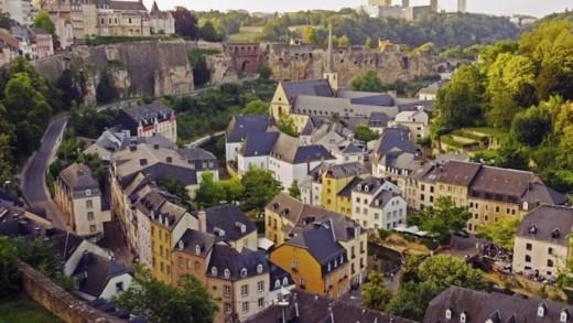 Ανακαλύπτοντας την ομορφιά του Λουξεμβούργου