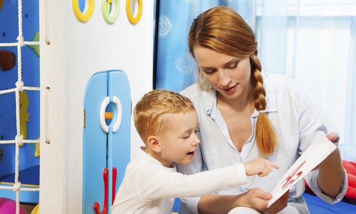 Ανάπτυξη ομιλίας παιδιού