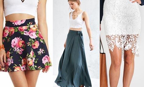 Άνοιξη-Καλοκαίρι 2017: Οι πέντε πιο εντυπωσιακές φούστες της σεζόν