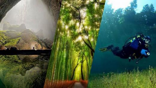 Απίστευτες φωτογραφίες της φύσης