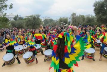 Αποκριάτικα πάρτυ στην Αθήνα - 2ο μέρος