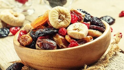 Αποξηραμένα φρούτα: γιατί να μην το παρακάνετε