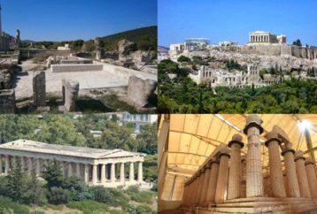 Αρχαίοι ναοί της Ελλάδος