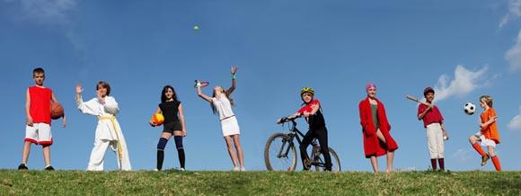 Αποτέλεσμα εικόνας για αθλητισμος και έφηβοι