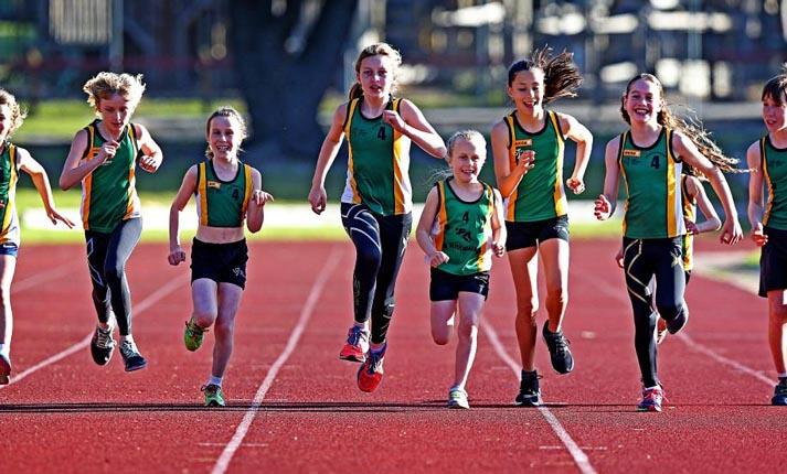 Αθλητισμός από την παιδική ηλικία