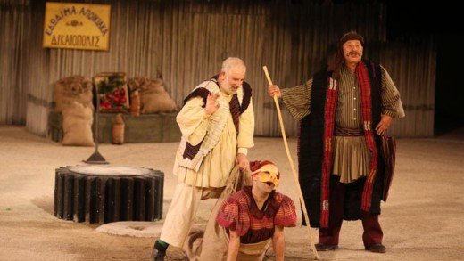 «ΑΧΑΡΝΗΣ» του Αριστοφάνη - Μια απολαυστική πρεμιέρα και η συνέχεια της περιοδείας