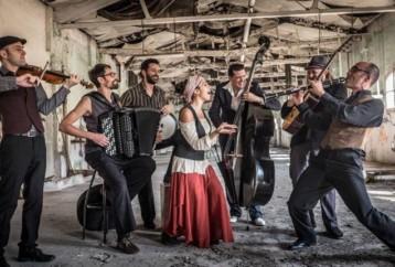Barcelona Gipsy Balkan Orchestra στο PassPort Κεραμεικός την Πέμπτη 24 Μαΐου