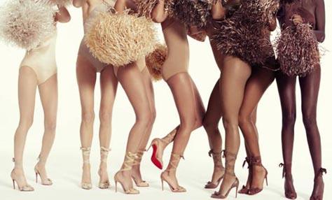 Christian Louboutin: η καινούργια nude σειρά παπουτσιών που ταιριάζει σε κάθε χρώμα επιδερμίδας