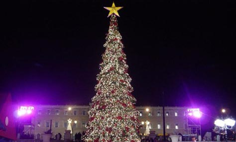 Christmas Athens… με πολλές εκδηλώσεις!