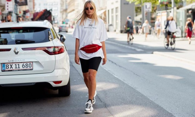 Cycling shorts: Το αγαπημένο κομμάτι των influencers