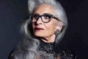 Daphne Selfe: Η 90χρονη που ήταν μοντέλο από τα 20 της, αλλά έγινε διάσημη μετά τα 70 της!