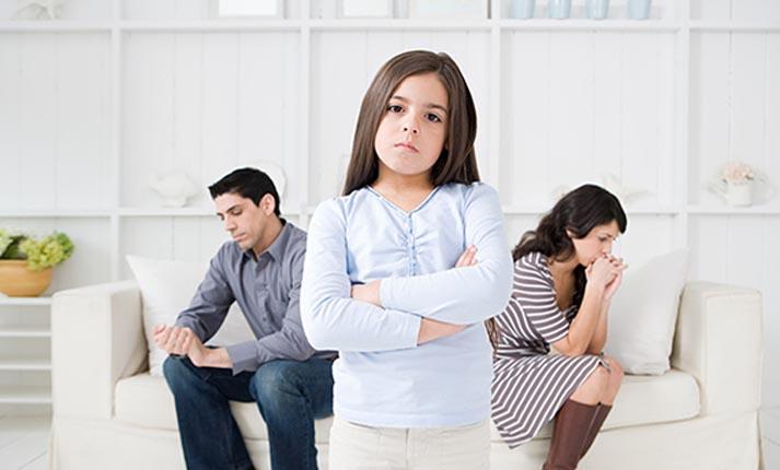 Διαζύγιο: Οι αντιδράσεις των παιδιών όταν οι γονείς χωρίζουν