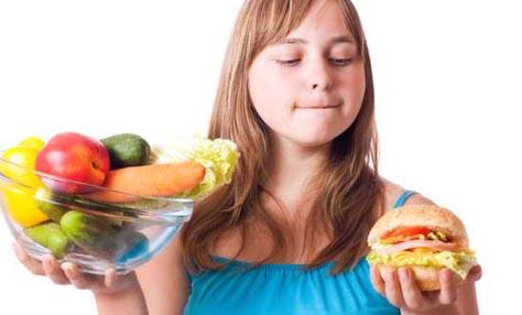 Εφηβεία και απώλεια βάρους