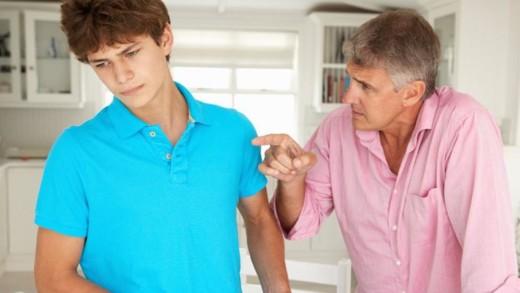 Εφηβεία. Μια ηλικία πρόκληση για τους γονείς