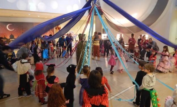 Εκδηλώσεις για απόκριες με τα παιδιά - Μέρος Α