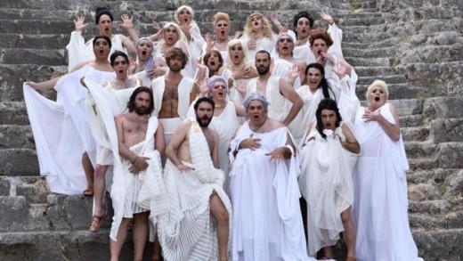 «Εκκλησιάζουσες» -Περιοδεία στην Ελλάδα