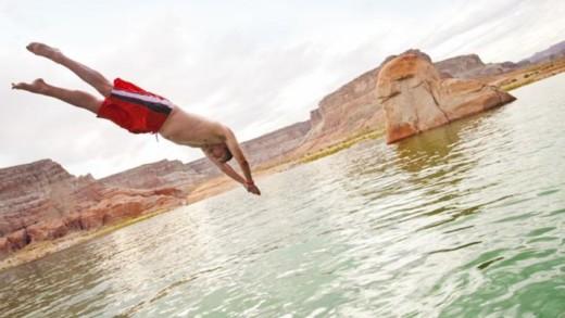 Εντυπωσιακοί έξω και μέσα από το νερό! –Οδηγίες για το σωστό μακροβούτι