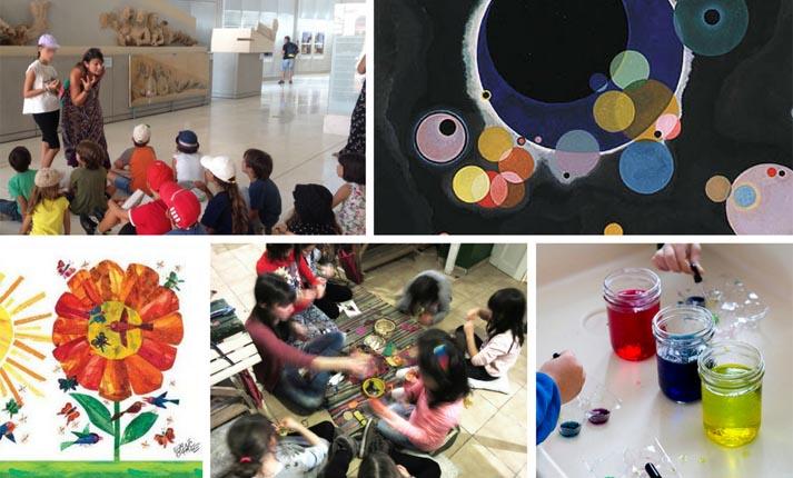 Εργαστήρια για παιδιά τον Μάιο στο Μουσείο Σχολικής Ζωής και Εκπαίδευσης