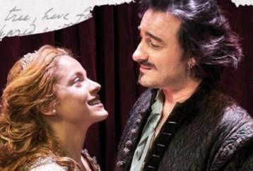 Ερωτευμένος Σαίξπηρ στο Θέατρο Ελληνικός κόσμος