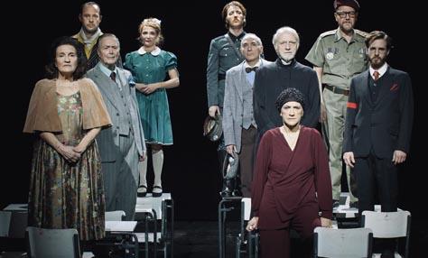 Εθνικό Θέατρο: Η τάξη μας