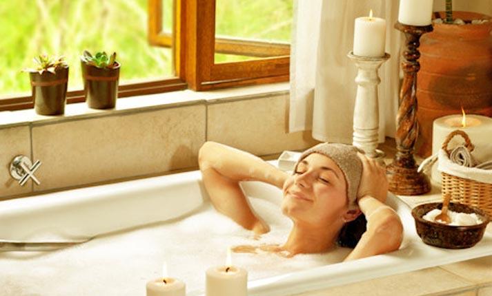 Φέρτε το spa στο σπίτι σας