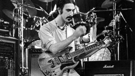 Frank Zappa, ο ιδιοφυής μουσικός