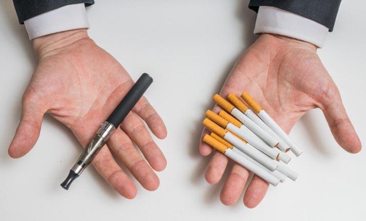 Γιατί το ηλεκτρονικό τσιγάρο βοηθάει στο να ελαττώσει κανείς το κάπνισμα
