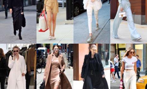 Gigi Hadid: Μαθήματα στιλ από τη βασίλισσα της μονοχρωμίας