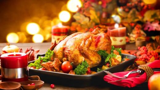 Γιορτινό τραπέζι: μπορώ να περιορίσω την όρεξή μου;