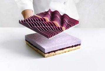 Γλυκά που μοιάζουν με αρχιτεκτονικά αριστουργήματα