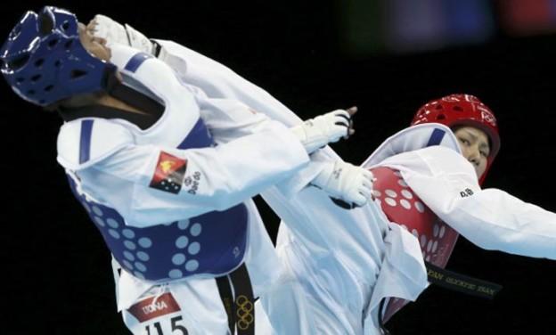 Γνωρίζοντας από κοντά το Taekwondo