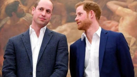 Γουίλιαμ και Χάρι ενώνουν τις δυνάμεις τους για καλό σκοπό