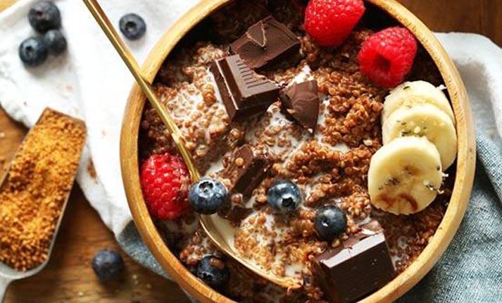 Γρήγορες και υγιεινές ιδέες πρωινού