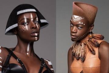 Η αφρικανική κουλτούρα μέσα από εντυπωσιακά χτενίσματα