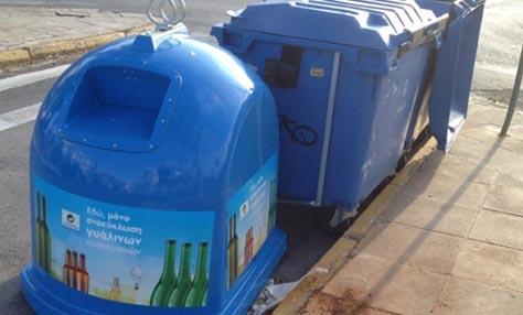 Η ανακύκλωση στην Ελλάδα και τα αποτελέσματα
