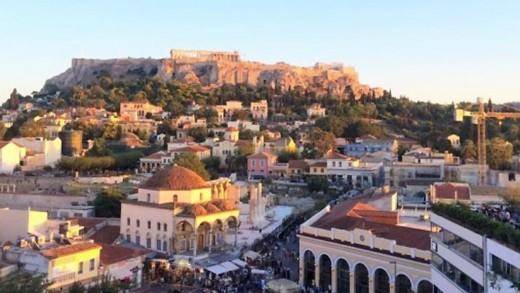 Η Αθήνα είναι η Ευρωπαϊκή Πρωτεύουσα Καινοτομίας για το 2018