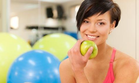 Η διατροφή πριν το γυμναστήριο
