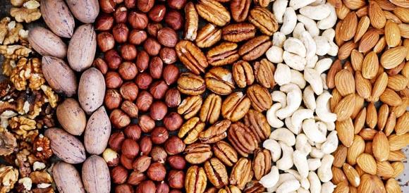 Η διατροφική αξία των ξηρών καρπών