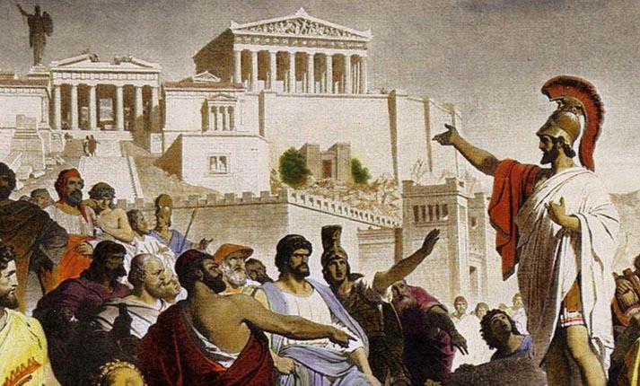 Η Δημοκρατία στην Αρχαία Ελλάδα - Flowmagazine