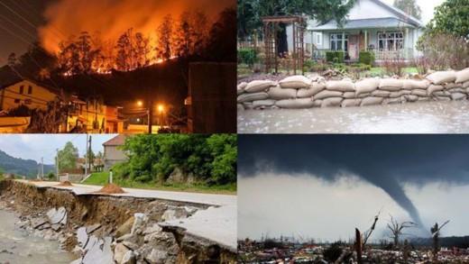 Η ενσωμάτωση της μείωσης του κινδύνου καταστροφών στην εκπαίδευση