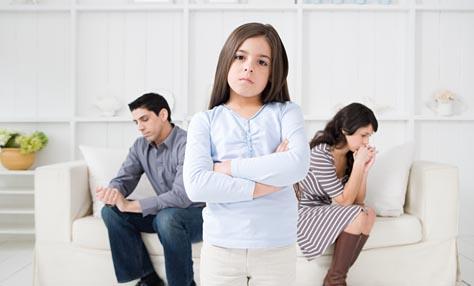 Η επίδραση του διαζυγίου στα παιδιά
