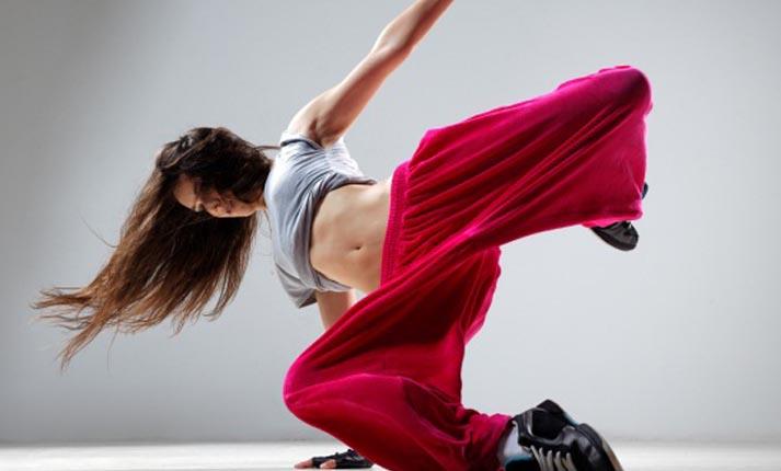 Η ευεργετική επίδραση του χορού!