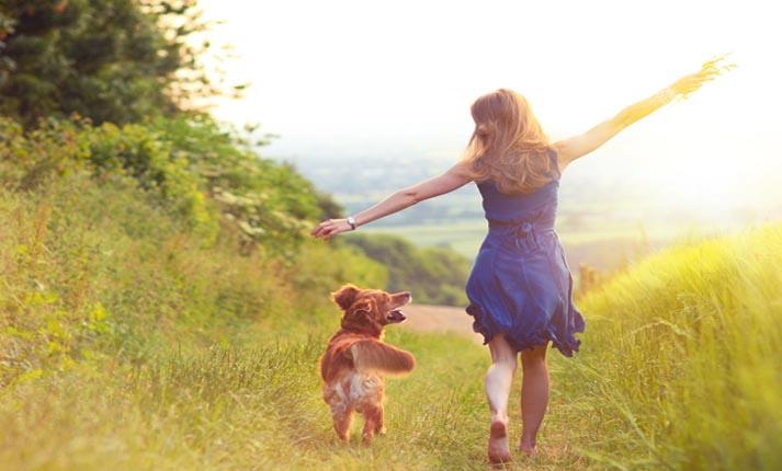 Η ευτυχία υπάρχει μόνο στο παρόν!