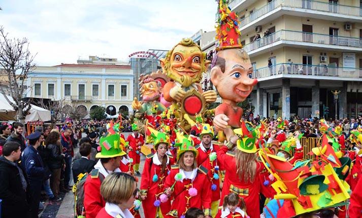 Η Ιστορία και η εξέλιξη του Πατρινού καρναβαλιού