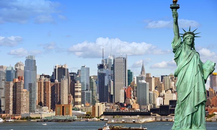 Η ιστορία της Νέας Υόρκης