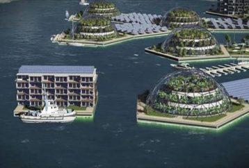 Η πρώτη πλωτή πόλη υλοποιείται