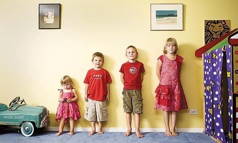 Η σημασία της σειράς γέννησης για την προσωπικότητα του παιδιού
