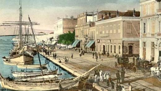 Η Σμύρνη στην ελληνική λογοτεχνία την περίοδο 1980-2012