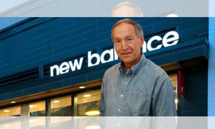 Jim Davis: Ο ιδρυτής της New Balance, που είναι ο πλουσιότερος Έλληνας του κόσμου!